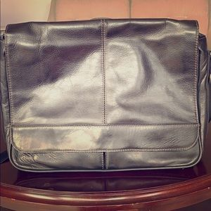 Gently used laptop bag